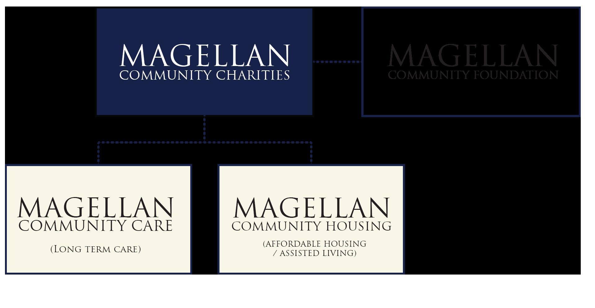 Organizational Structure - Magellan